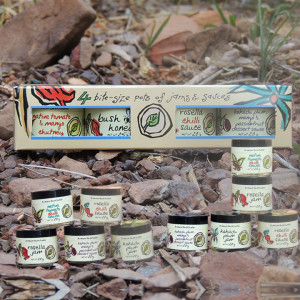 Bushtucker gift packs